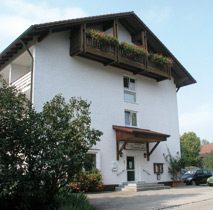 Pension in Bad Füssing